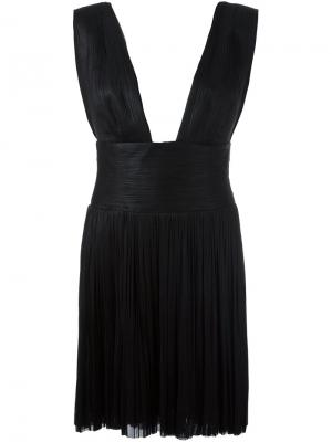 Платье Kadija Maria Lucia Hohan. Цвет: чёрный