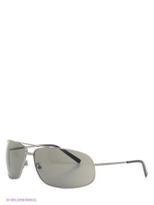Солнцезащитные очки IS 11-074 05 Enni Marco. Цвет: серебристый