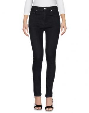 Джинсовые брюки MARC BY JACOBS. Цвет: черный
