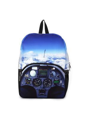 Рюкзак Mojo Backpacks. Цвет: черный