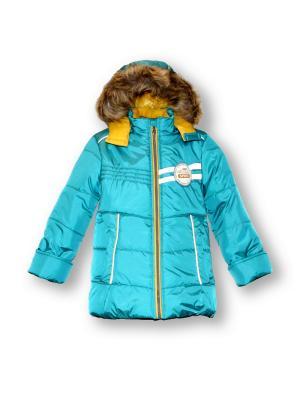 Куртка Артус. Цвет: серо-зеленый