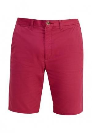 Шорты Burton Menswear London. Цвет: розовый