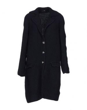 Легкое пальто B.YU. Цвет: темно-синий