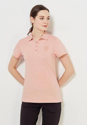 Поло PUMA. Цвет: розовый