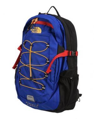 Рюкзаки и сумки на пояс THE NORTH FACE. Цвет: ярко-синий