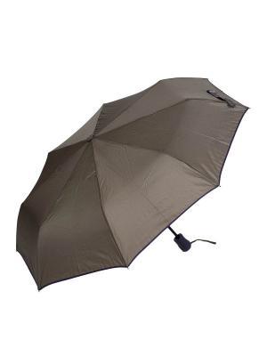 Зонт складной NUAGES. Цвет: темно-зеленый