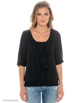 Блузка Dept. Цвет: черный