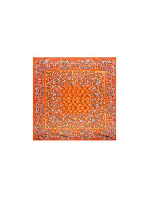 Платок Venera. Цвет: красный, терракотовый, бронзовый
