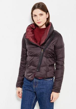 Куртка утепленная Emoi. Цвет: фиолетовый