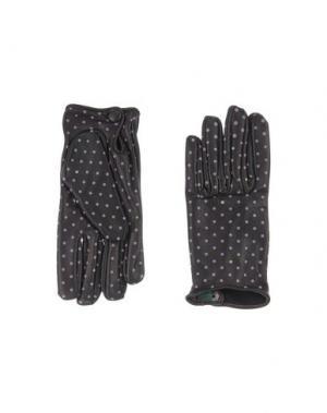 Перчатки FINGERS Venezia. Цвет: сиреневый