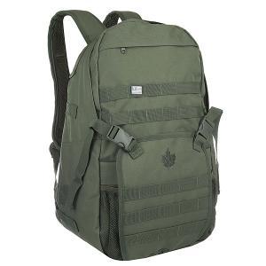 Рюкзак городской  On A Mission Backpack Green K1X. Цвет: зеленый