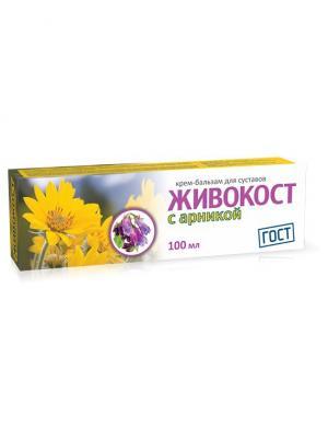 Крем-бальзам для суставов ТВИНС Тэк. Цвет: фиолетовый, белый, желтый