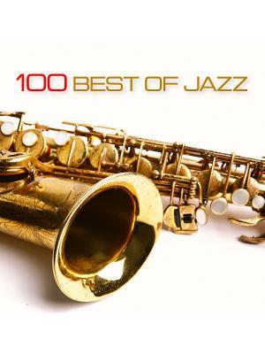 100 Best of Jazz (компакт-диск MP3) RMG. Цвет: прозрачный