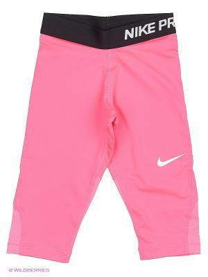 Капри G NP CL CPRI Nike. Цвет: красный