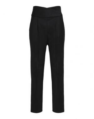 Повседневные брюки TEMPERLEY LONDON. Цвет: черный