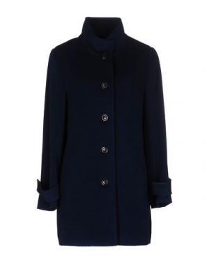 Пальто SCHNEIDERS. Цвет: грифельно-синий