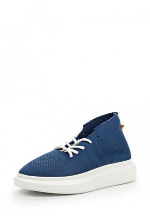 Ботинки Modelle. Цвет: синий