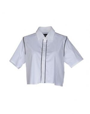 Pубашка NUMERO 00. Цвет: белый