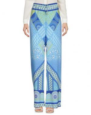 Повседневные брюки HALE BOB. Цвет: небесно-голубой
