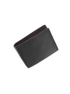 Бумажник AP62 Visconti. Цвет: черный
