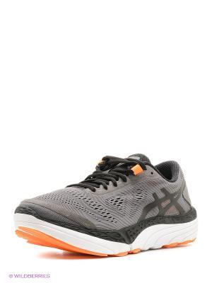 Спортивная обувь 33-M 2 ASICS. Цвет: черный, оранжевый