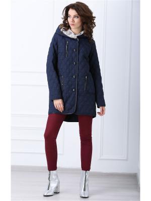 Куртка Lanicka. Цвет: синий