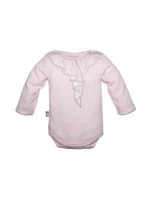 Боди Жанэт. Цвет: розовый