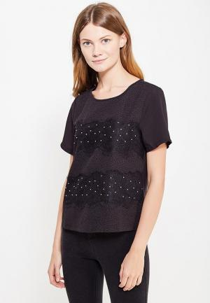 Блуза Softy. Цвет: черный