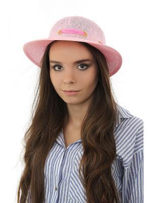 Шляпа Happy Charms Family. Цвет: розовый