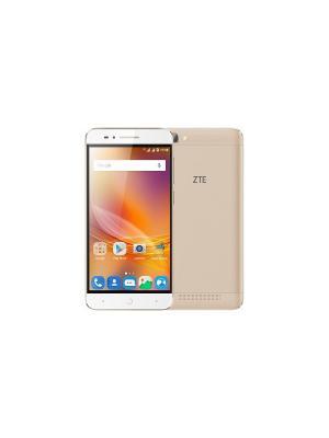 Смартфон  Blade А610 ZTE. Цвет: золотистый