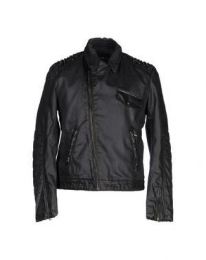 Куртка WE ARE REPLAY. Цвет: черный