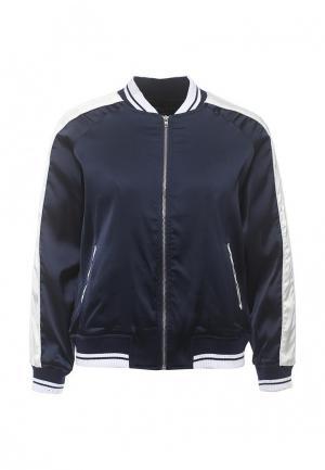 Куртка Art Love. Цвет: синий