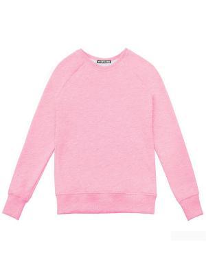Свитшот Eniland. Цвет: розовый