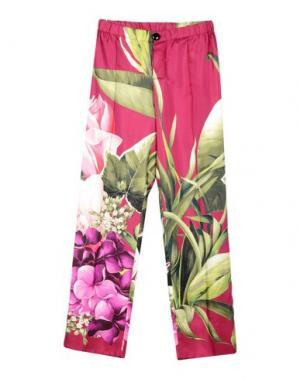 Повседневные брюки F.R.S. FOR RESTLESS SLEEPERS. Цвет: пурпурный