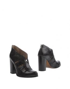 Ботинки LENA MILOS. Цвет: черный