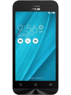 Смартфон ZenFone Go ZB450KL 8Gb, голубой Asus. Цвет: синий, серебристый