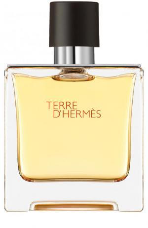 Духи Terre d Hermès. Цвет: бесцветный