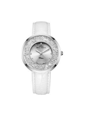 Часы Mikhail Moskvin. Цвет: белый, серебристый