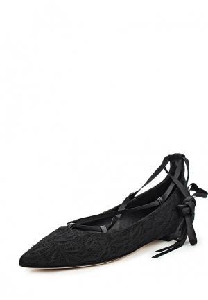 Туфли Pennyblack. Цвет: черный
