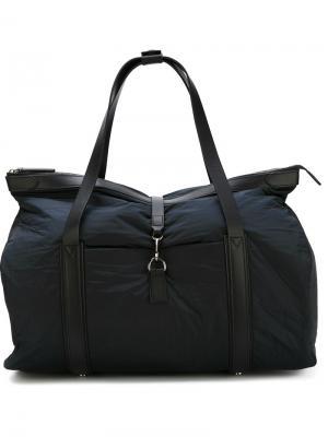 Дорожная сумка M/S Adventurer Mismo. Цвет: синий