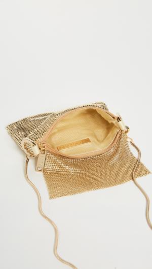 Pyramid Mesh Cross Body Bag Whiting & Davis