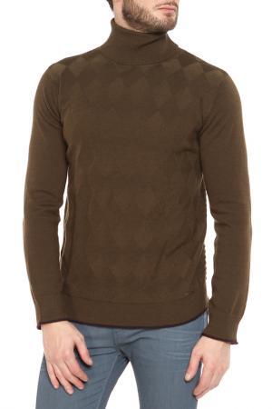 Свитер CNC Costume National C'N'C. Цвет: коричневый