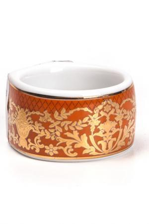 Кольцо для салфетки La Rose des Sables. Цвет: белый