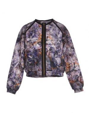 Куртка 2ND DAY. Цвет: сиреневый