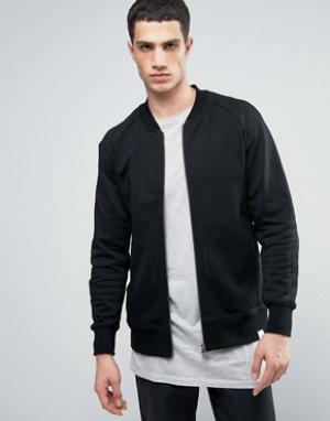 Adidas Originals Черная спортивная куртка X By O BP8958. Цвет: черный