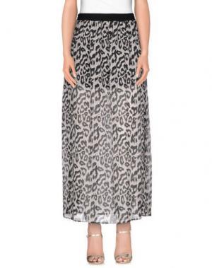 Длинная юбка SEA NEW YORK. Цвет: бежевый