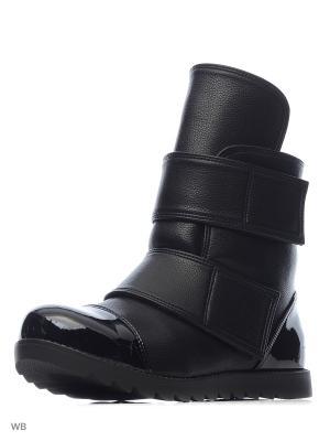 Ботинки AZ-ART. Цвет: черный