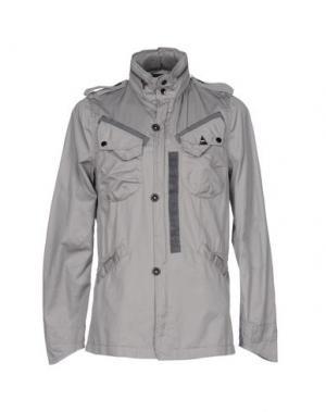 Куртка DENHAM. Цвет: серый