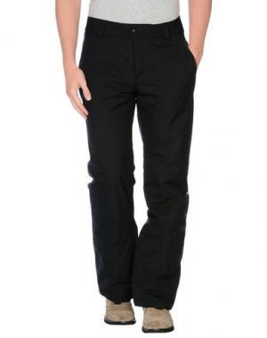 Повседневные брюки SPYDER. Цвет: черный
