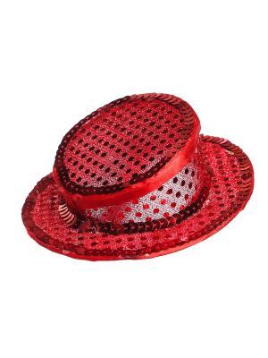 Шляпа Rio. Цвет: красный